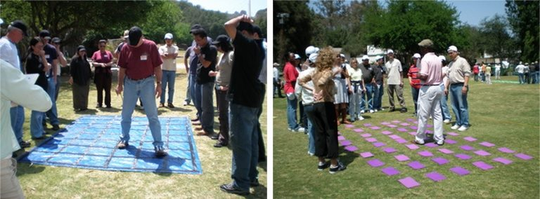 Roll the Dice Outdoor Team Building Game TeamBonding - office fun games