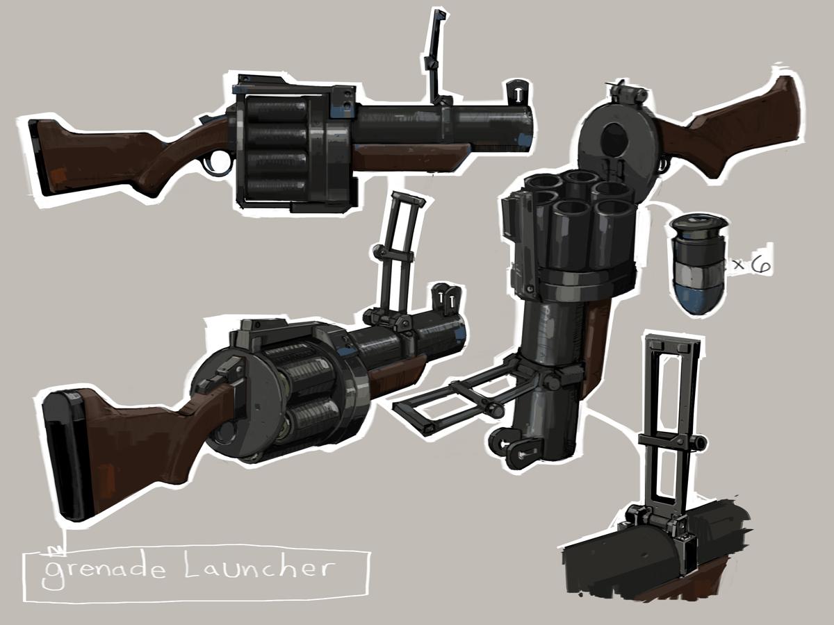 Go Launcher 3d Wallpaper Team Fortress 2 Artwork