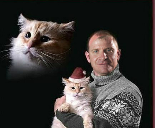 Jeff Burton Christmas Sweater NASCAR