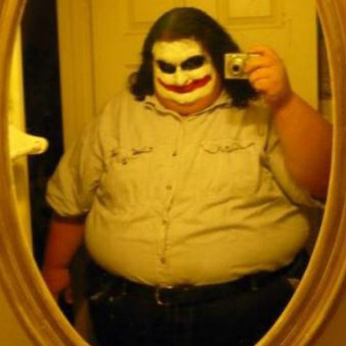 Fat Joker ~Worst Halloween Costumes: 23 Bad, Stupid & Tasteless