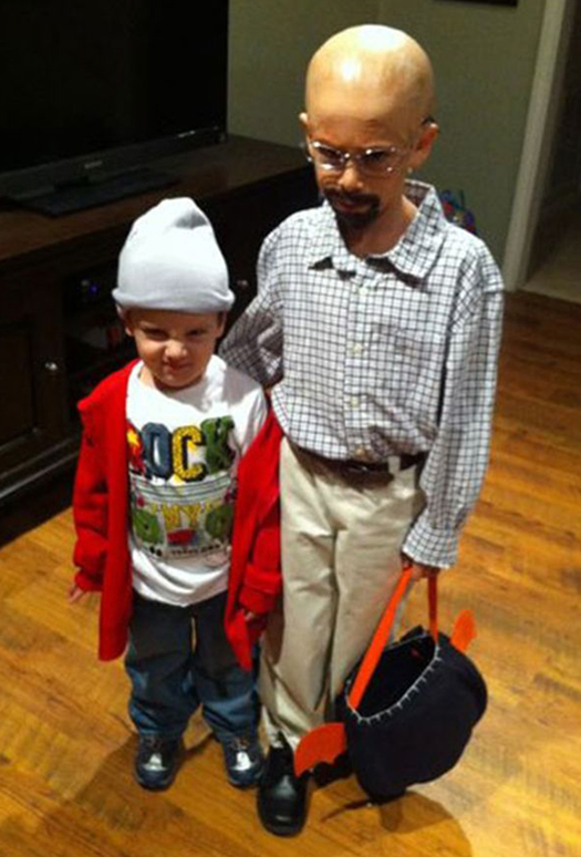 Kids Breaking Bad Worst Halloween Costume Bad Halloween Costumes for kids for adults inappropriate wtf worst tattoos bad tattoos awkward family photos funny costumes funny halloween family