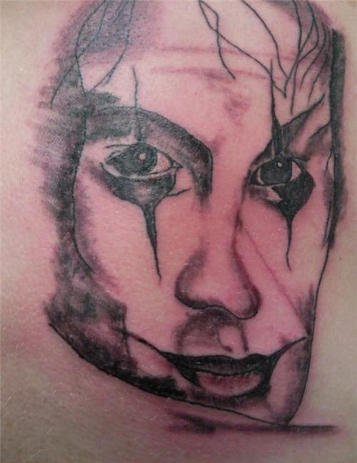 Bad Joker Tattoo Worst tattoos bad tattoos funny stupid crazy horrible regrettable wtf awkward family photos
