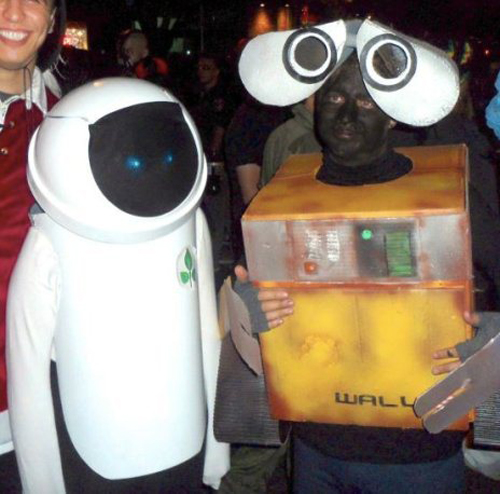 Wall E Worst Halloween Costume Bad Halloween Costumes for kids for adults inappropriate wtf worst tattoos bad tattoos awkward family photos funny costumes funny halloween family