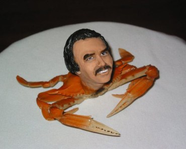 Burt Reynolds Crab Funny Pictures Random Humor Epic Fails worst awkward family photos weird worst tattoos bad tattoos stupid crazy people names funny memes awkward family photos horrible strange college humor