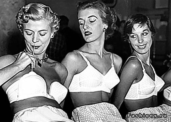 Inflatable Bra – Strange Weird Vintage Products & Ads
