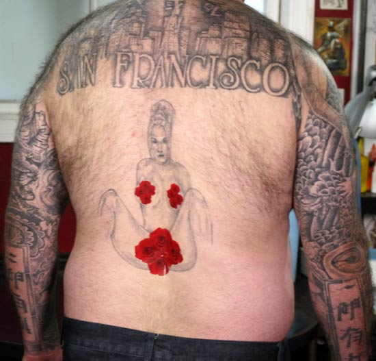Ouch 15 more of the worst tattoos team jimmy joe for Bad tattoos worst of the worst