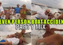 Seven Person Boat Accident Party Remix
