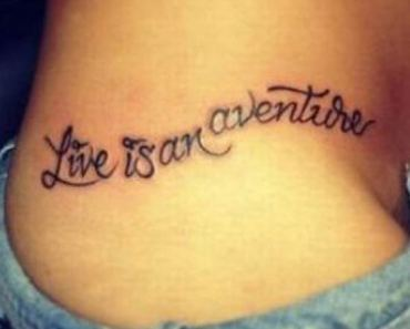 Live, Life, what's the difference ~ 13 more BAD Tats