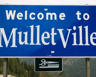 Welcome to Mulletville ~ 35 Classic Mullets