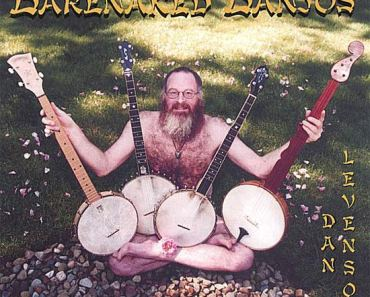 Barenaked Banjos ~ 22 Funny & Bad Album Covers