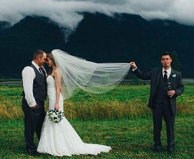 here comes the crazy with 17 funny wedding pictures team jimmy joe