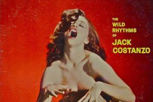 Latin Fever Jack Costanzo ~ The Worst Bad Classic Album Cover Art