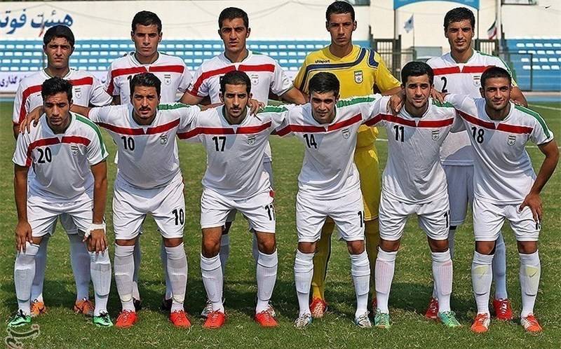 Iran U17 defeated by the Italians