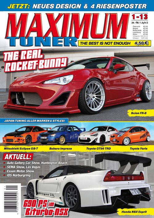 Maximum Tuner Magazine