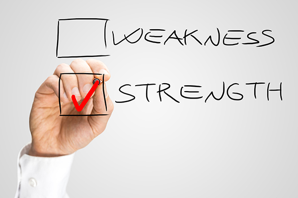1 Leadership Tip - Weaknesses Are Truly Your Greatest Strength