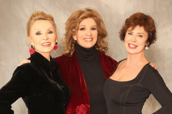 Clery Bouchet e Zanicchi 3 donne in cerca di guai al Teatro Nuovo di Milano