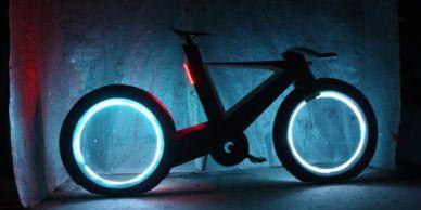 ciclotron la bicicleta futurista