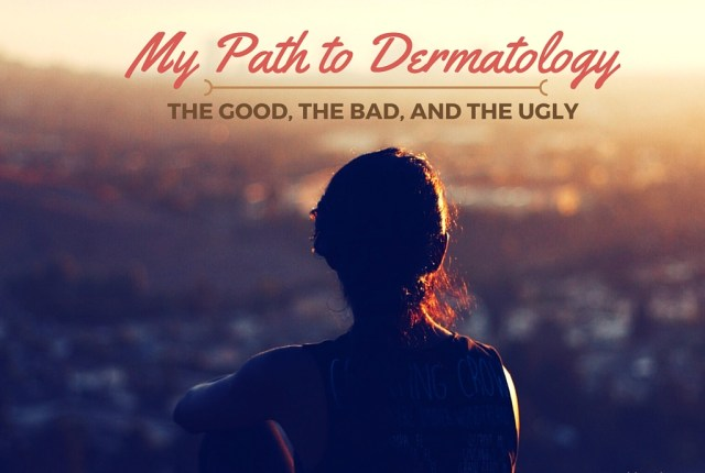 my path to derm