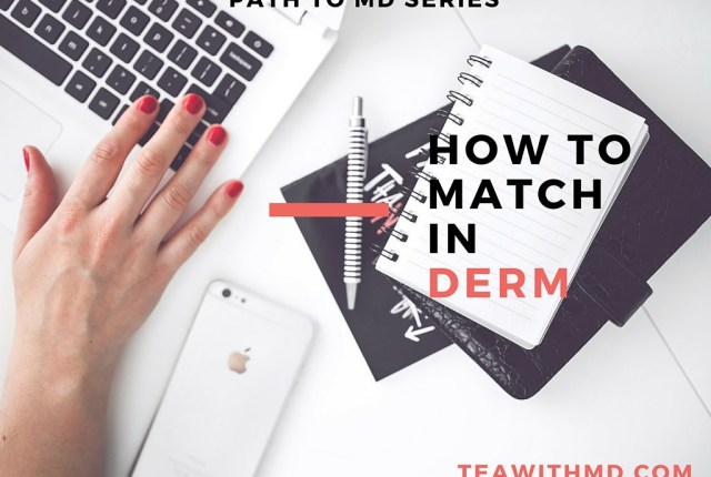 matching in dermatology