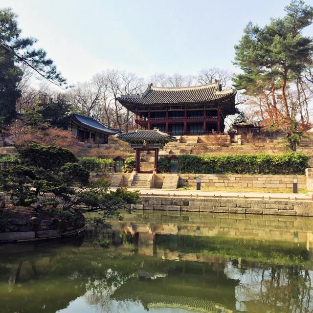The Secret Garden in changdeokgung palace was breathtaking even inhellip