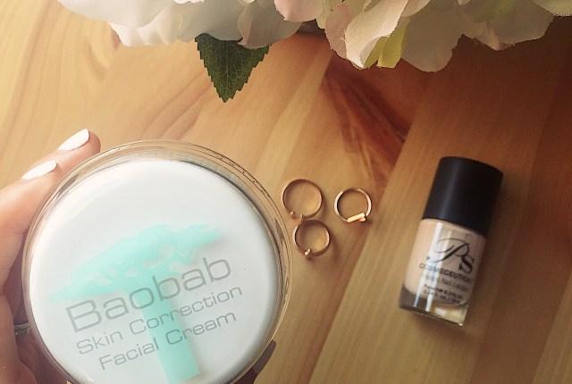 Baobab Skin Resource MD cream