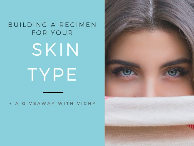 skincare products for your skin type