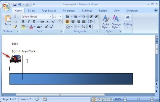 How to Make a Timeline on Microsoft Word - mickrosoft word