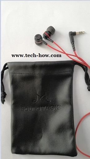 SoundMagic ES 18 headphones