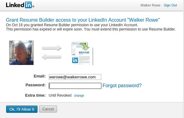 linkedin resume builder word - Linkedin Resume Generator
