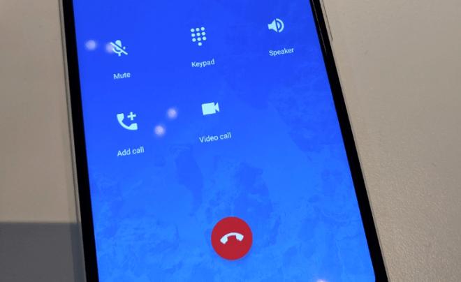 تطبيق*Google Phone الأرقام google-duo-integrati
