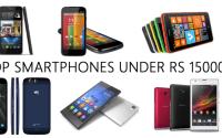 best smartphones under Rs.15000