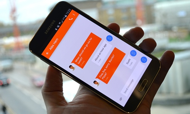 Google new Messaging app