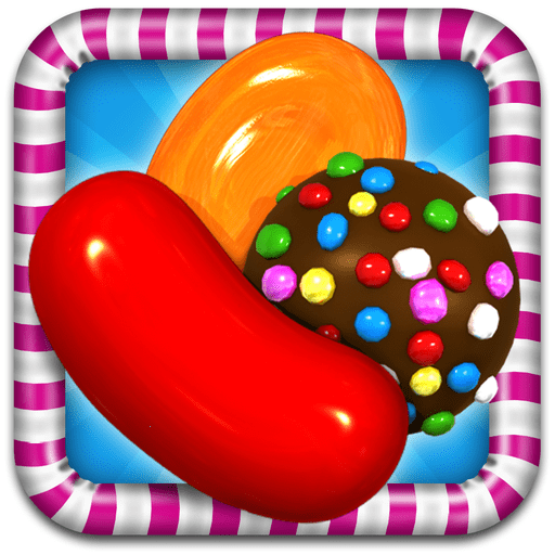 candy crush most downloaded apps