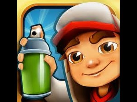 subway surfers most downloaded apps