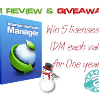 Internet Download Manager (IDM) Review and Giveaway