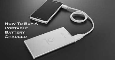 How To Buy A Portable Battery Charger