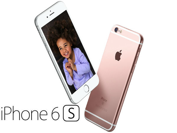 Apple India to launch iPhone 6S and 6S Plus on Oct 16
