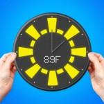 Glance Clock, l'horloge vraiment utile