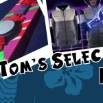 Tom's Selec #198 : Geek'em All !!
