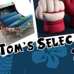 Tom's Selec #202 : Geek'em All !!