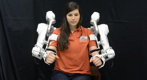 Assistive Technology – Working with Robot Supported Therapy