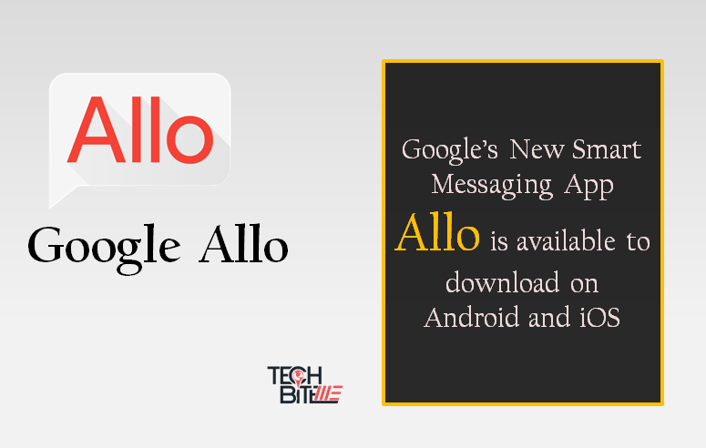 Google Allo is now available on Android and IOS – technews