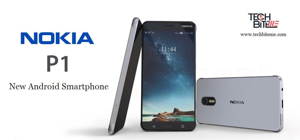 Nokia P1 – Nokia Upcoming Phones Android