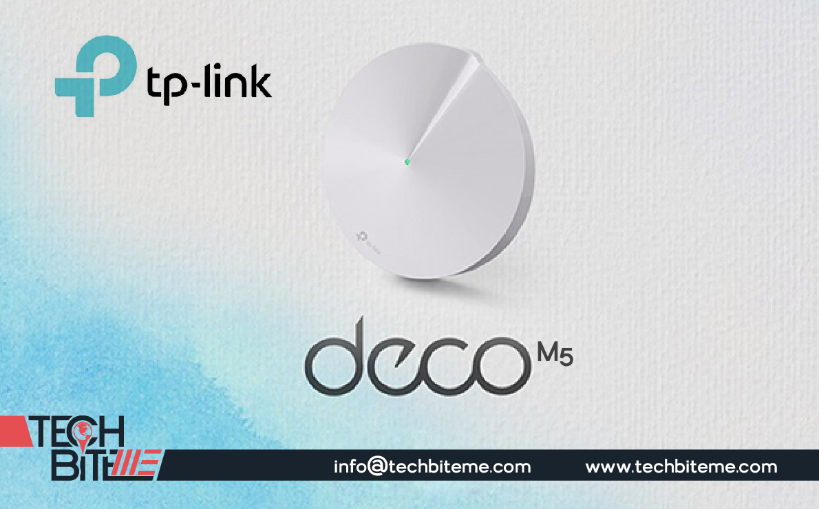 Deco M5, the First Complete and Secure Whole-Home Wi-Fi System in the Middle East
