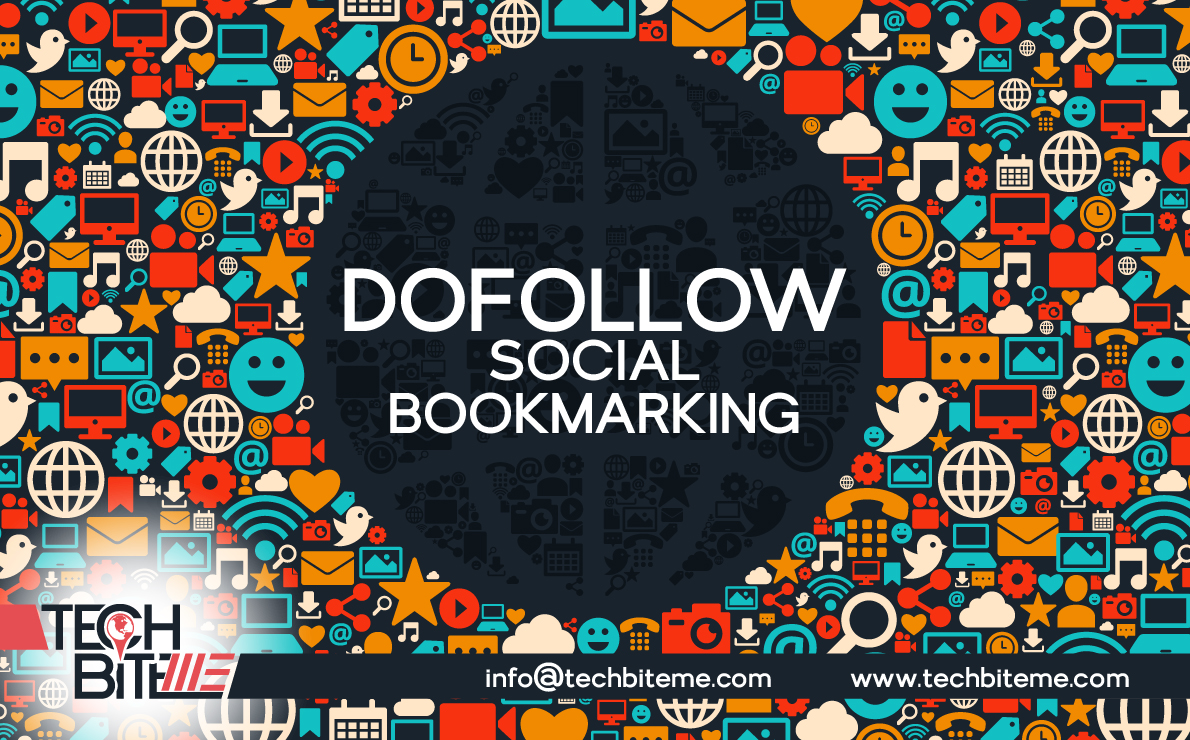 Top 50 High PR DoFollow Social Bookmarking Sites