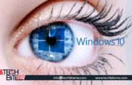 Windows 10 will Include Built-in Eye Tracking Support