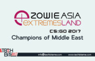 eXTREMESLAND CS: GO 2017 Champions of Middle East