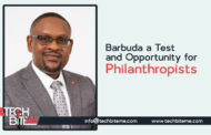 Barbuda a Test – and Opportunity – for Philanthropists