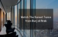 You Can See the Sunset Twice – The Burj Khalifa Facts