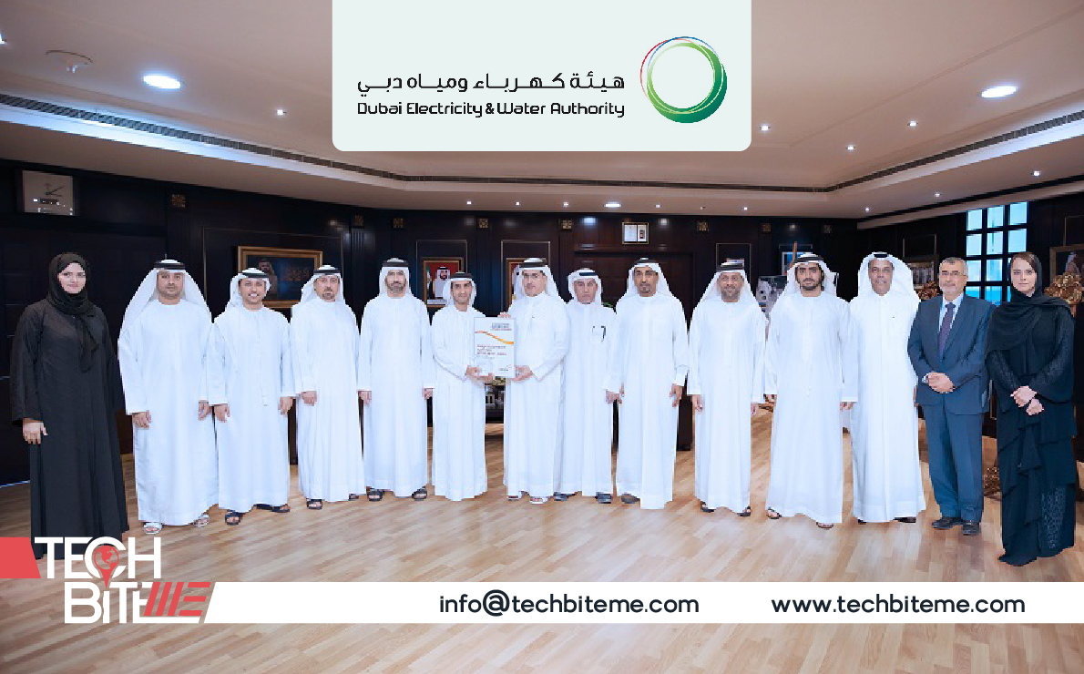 DEWA Is the First Organisation outside Europe to Win EFQM Global Excellence Award in the Platinum Category